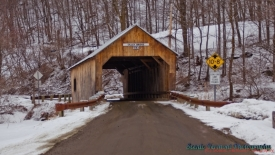 Cilley Covered Bridge.