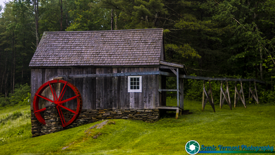 The Grist Mill at the Vermont Country Store in Rockingham
